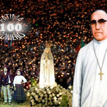 Fatima, Romero e «il vescovo vestito di bianco»