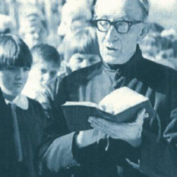 Padre Finelli, l'angelo del terremoto