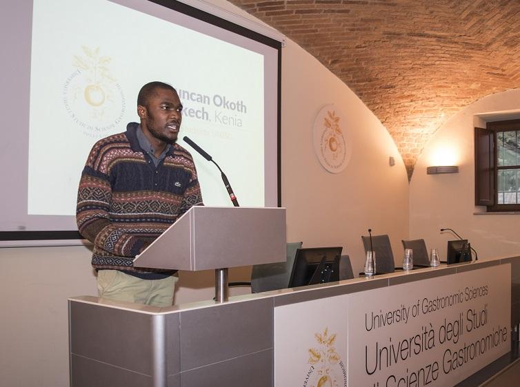 Duncan, lo chef che sogna un'altra Africa