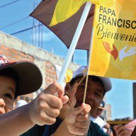 Papa Francesco: cinque anni col mondo