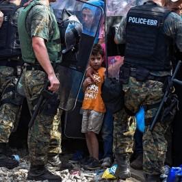 Armi e sicurezza: il doppio business sulla pelle dei rifugiati