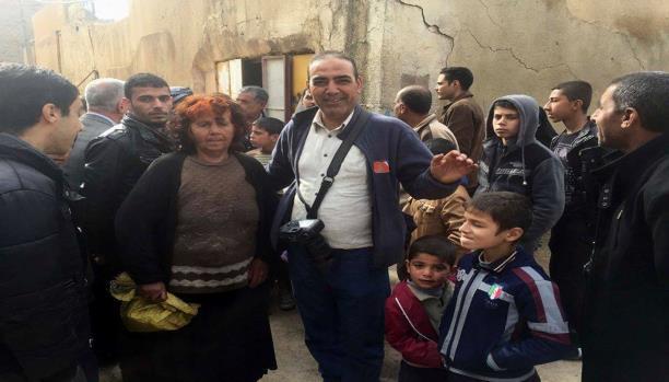 Georgette, la cristiana di Mosul nascosta da una famiglia musulmana