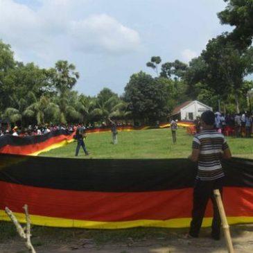 La febbre da Mondiali di calcio vista dal Bangladesh