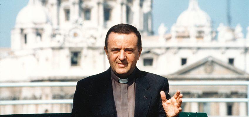 Padre Piero Gheddo. Una vita per la missione