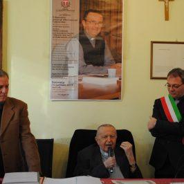 Padre Piero Gheddo torna nella sua Tronzano Vercellese