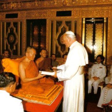 «Quella volta che insegnai il thai a Giovanni Paolo II»