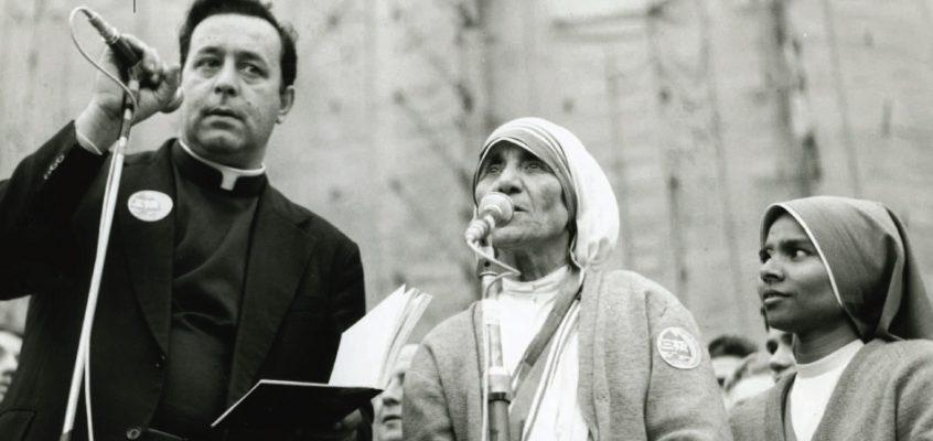 Madre Teresa: il primo incontro