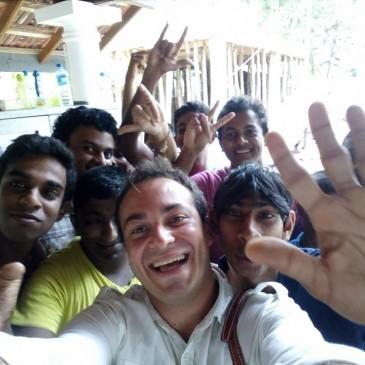 Da Calitri allo Sri Lanka, zaino in spalla per gli ultimi