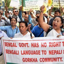 India, i Gorkha vogliono il loro Stato
