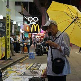 «A 80 anni, la fede mi fa lottare per la democrazia»