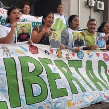 Honduras, un anno in carcere senza processo per difendere un fiume