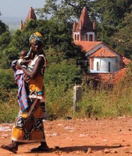 Guinea Bissau un cantiere di progetti