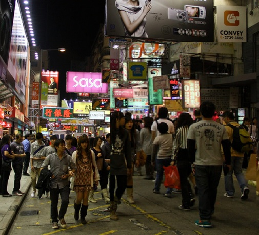 Le piaghe di Hong Kong