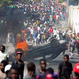 Haiti, la rivolta e i poveri di sempre