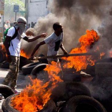 Haiti: violente proteste contro la corruzione