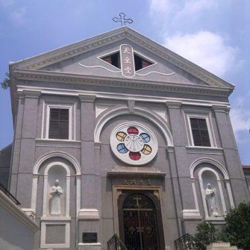Ritorno a Messa a Wuhan