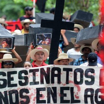 Honduras, continua la strage: uccisi altri due leader campesinos