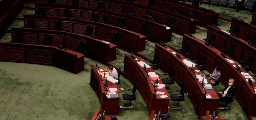Hong Kong, parlamento senza opposizione democratica