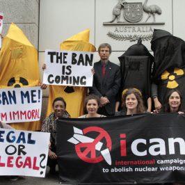 Il Nobel per la pace incoraggia il disarmo nucleare