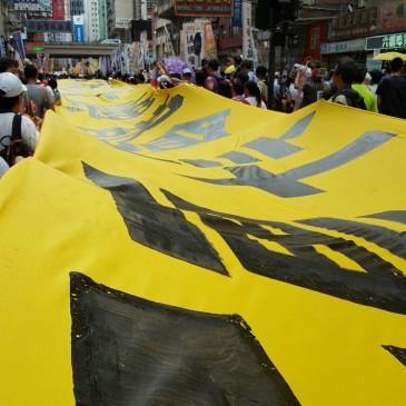 Hong Kong. In marcia per la libertà