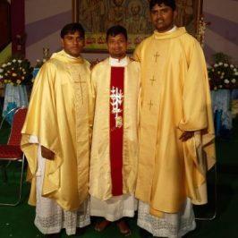 Pavan e Ranjith preti a Nalgonda