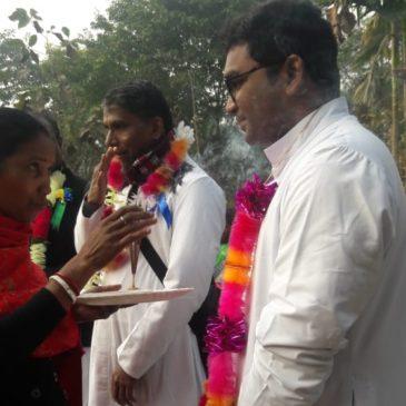 Una nuova parrocchia del Pime in India