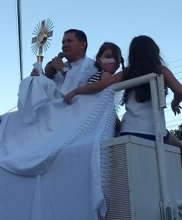 Brasile: preghiera «volante» della Misericordia