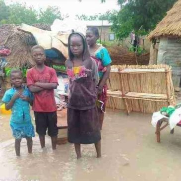 Inondazioni in Camerun, appello da Yagoua