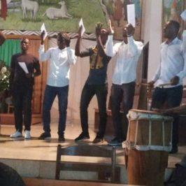 La Giornata missionaria alla parrocchia di Yaounde