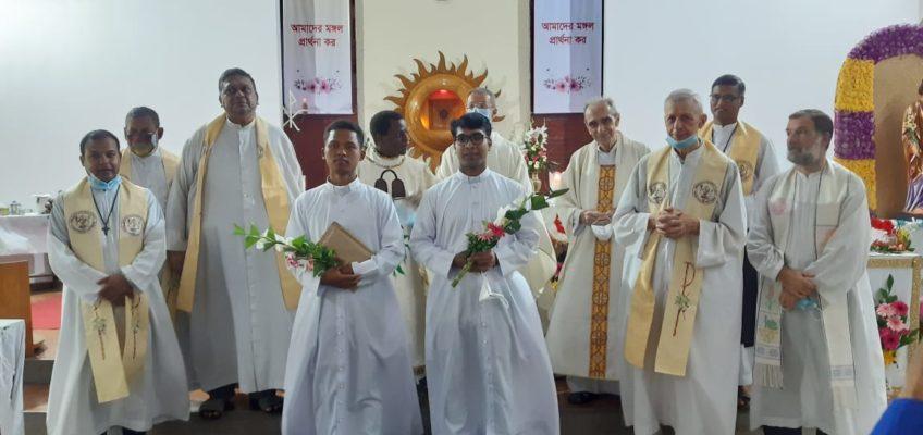 A Dhaka la promessa iniziale di Tijes e Shaon