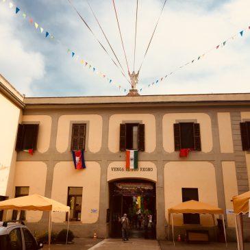 Congressino di Ducenta: festa per i missionari in partenza