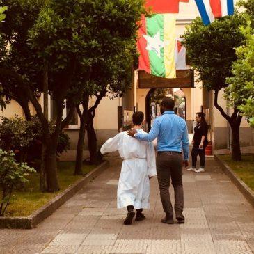 «La missione rompe ogni barriera nazionale o etnica»