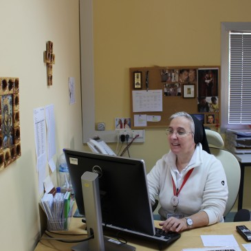 Sister Donatella: «Un pugno nello stomaco questa Betlemme»
