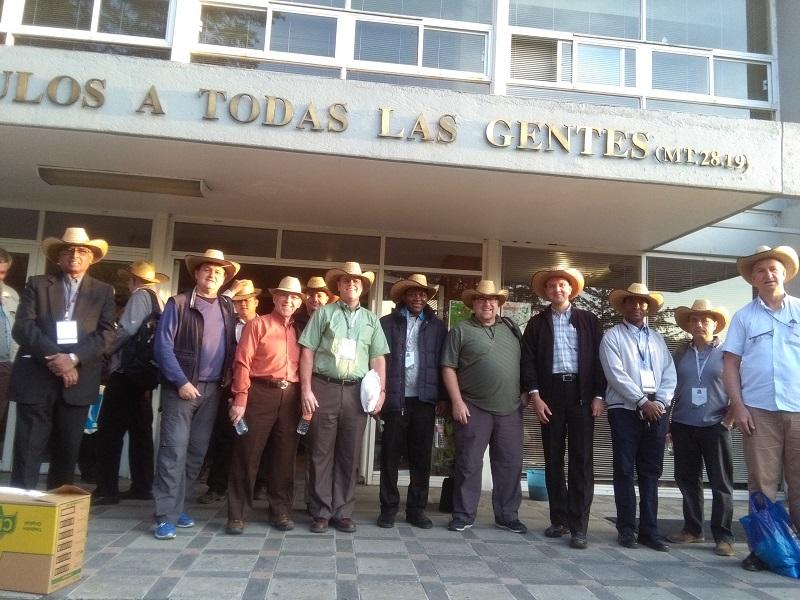 A Città del Messico il volto universale della missione oggi