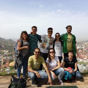 Noi volontari, nei campi lungo la rotta balcanica