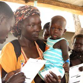 Migranti: l'Uganda che accoglie