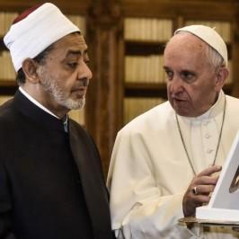 Il Papa e l'Imam. Inizio di una nuova era?