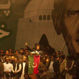 Pakistan, la vittoria di Imran Khan