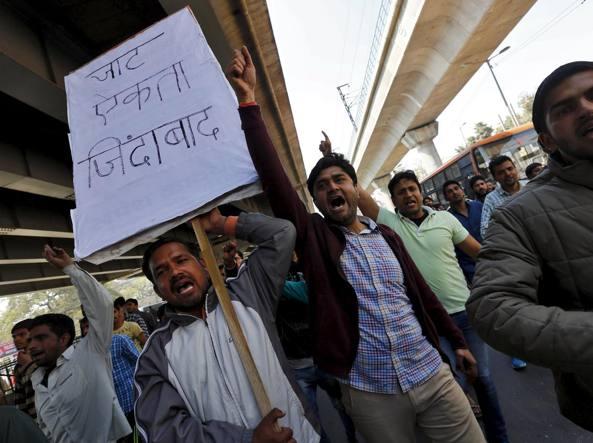 Caste, perché la rivolta dei Jat in India