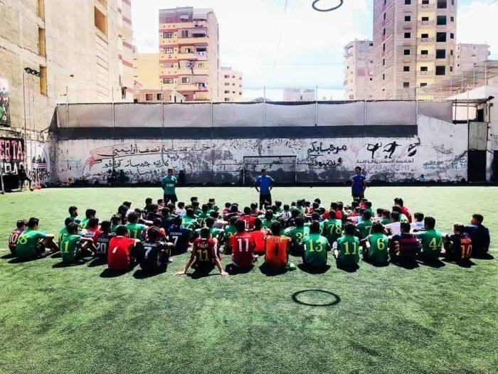 Egitto, la squadra di calcio che fa giocare i cristiani