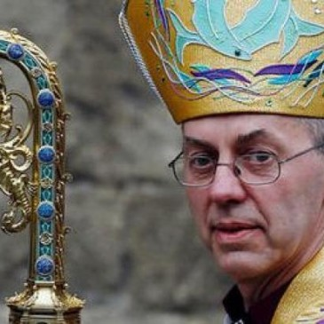 Il primate anglicano prende un sabbatico