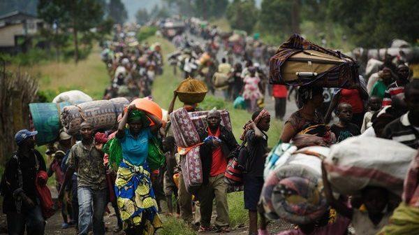 La discesa del Congo