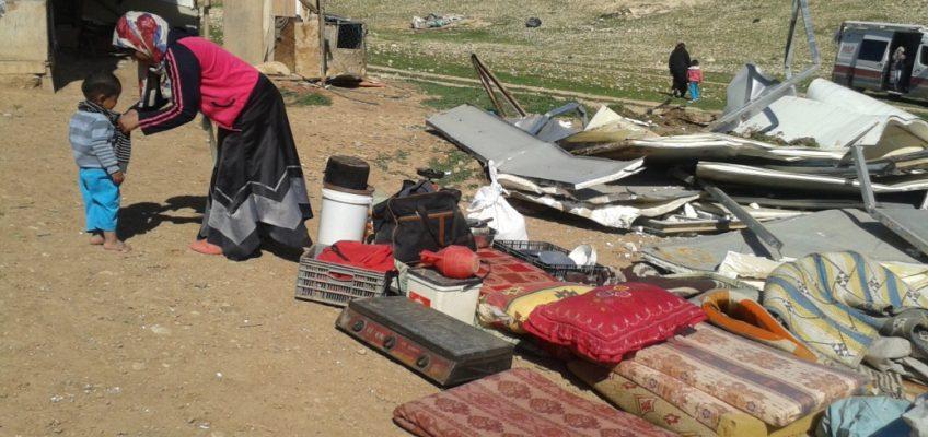La denuncia delle comboniane: «Israele vuol cancellare il villaggio beduino»