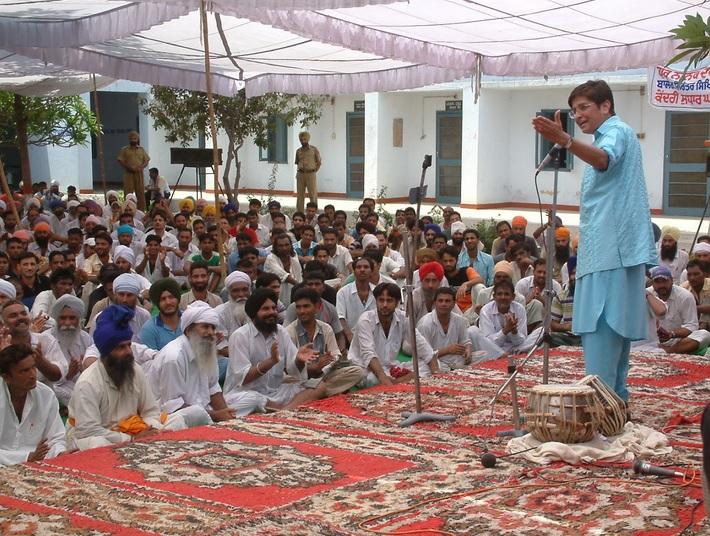 Oltre il carcere con la meditazione: il metodo Kiran Bedi