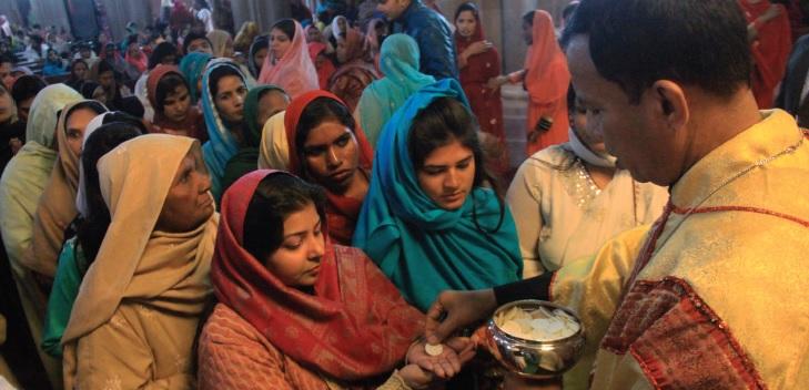 Lahore la Pasqua più difficile