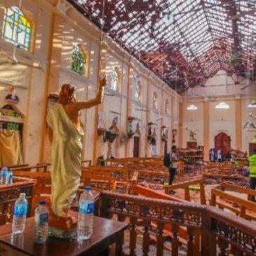 Sri Lanka, le lacrime di Pasqua un anno dopo