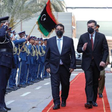 I primi passi di una nuova Libia