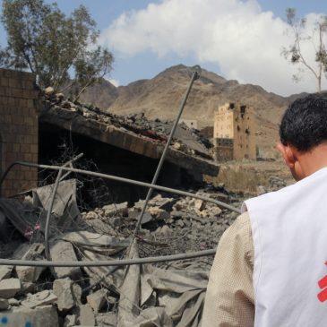 Ospedali sotto attacco nelle zone di guerra