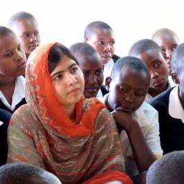 La gaffe dei sauditi: «Malala da Trump». Ma lei sarà a scuola