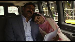 Malala insieme al padre Ziauddin
